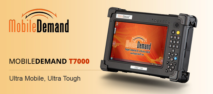 Mobile Demand T7000